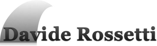 Davide Rossetti Logo